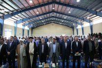 سالن ورزشی روستای شهابیه خمین به بهره برداری رسید