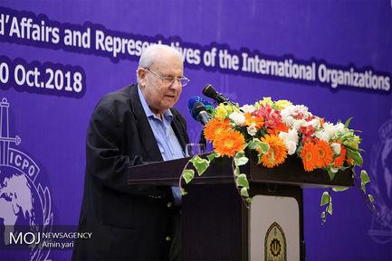 صلاح زواوی سفیر فلسطین در ایران