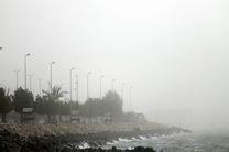 احتمال بروز گردوغبار و در مناطق دریایی و جزایر جنوبی