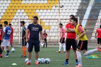 تمرینات تیم فوتبال سپیدرود رشت از صبح روز یکشنبه آغاز می شود