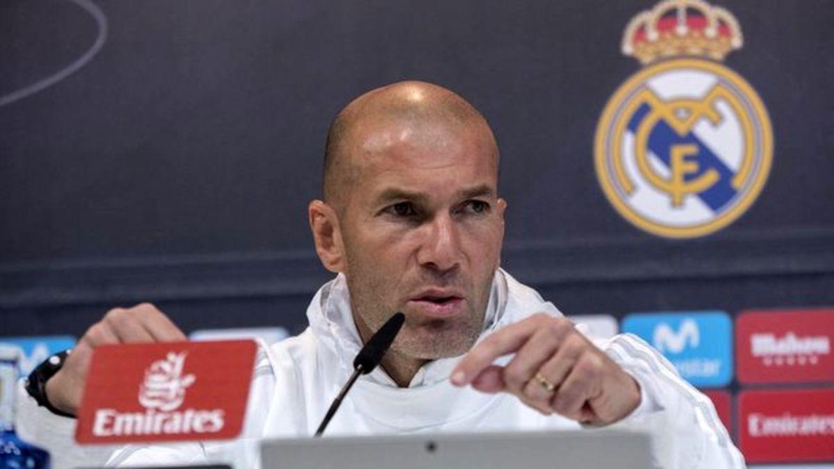 زین الدین زیدان از تیم رئال مادرید رفتنی شد