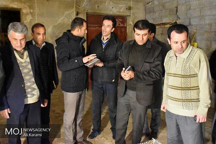 بازدید شبانه مدیر کل کار و رفاه اجتماعی کردستان از واحدهای تولید بلدرچین