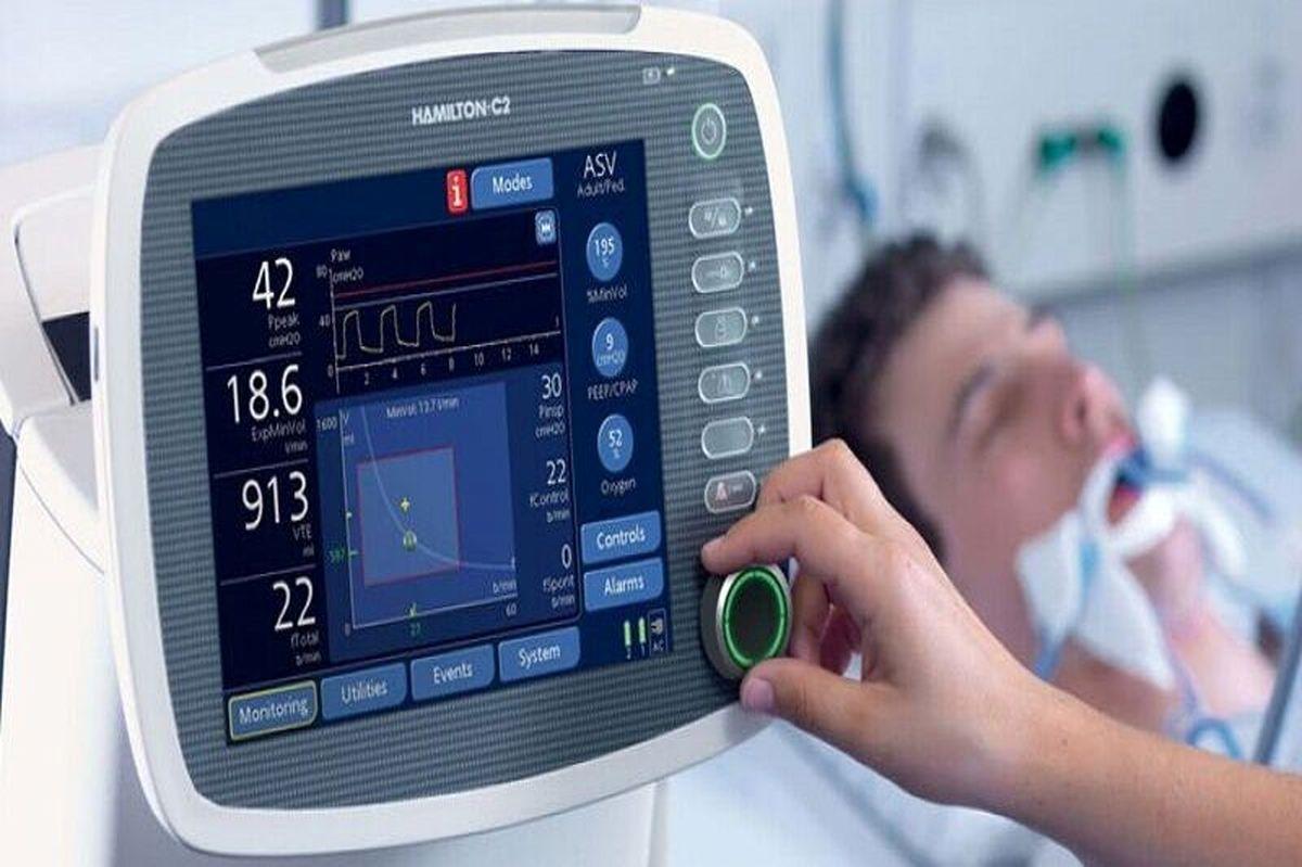 ۱۳ دستگاه تنفس مصنوعی به بیمارستان های هرمزگان اهدا شد