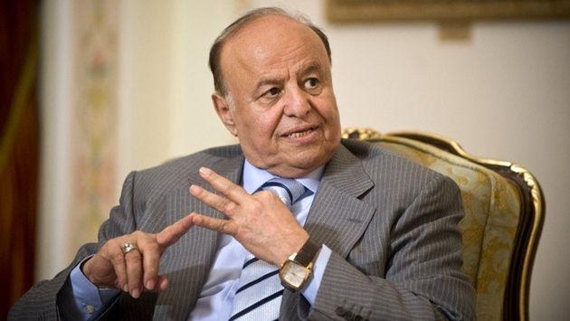 منصور هادی استعفای استاندار عدن را نپذیرفت