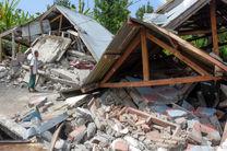 شمار مفقودین زلزله اندونزی به مرز پنج هزار نفر رسید
