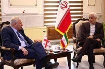اصفهان آماده همکاری های اقتصادی دوجانبه  با گرجستان است