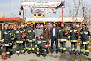 اعزام تیم تخصصی آتشنشانان اصفهان برای کمک به زائران اربعین