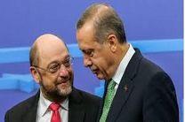رایزنی اتحادیه اروپا با ترکیه ادامه دارد
