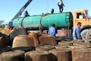 ابطال 120 هزار کارت سوخت در سیستان و بلوچستان/قاچاق 40 میلیون لیتر بنزین واقعی نیست