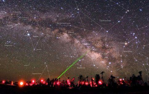 آغاز رقابت برای رصد 110 جرم آسمانی از فردا/عکاسی از آسمان شب