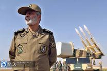 بازدید سرلشکر موسوی از یک مجتمع نیروی هوایی ارتش