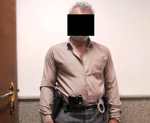 دستگیری کلاهبردار 15میلیاردی در قم