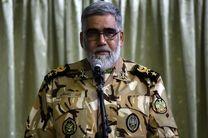 نیروی زمینی ارتش اتفاقات منطقه را رصد میکند