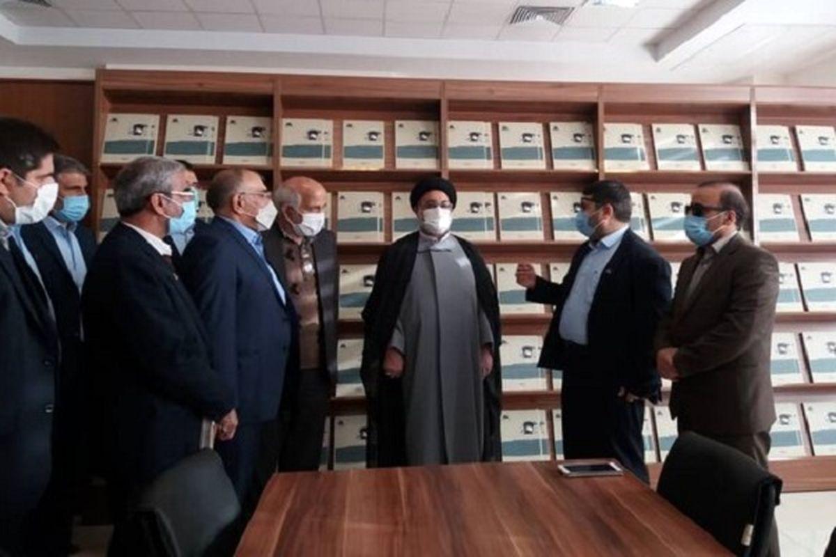 نرم افزار چندرسانه ای سیدجمال الدین اسدآبادی رونمایی شد