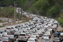 آخرین وضعیت ترافیکی و جوی جادههای کشور 12 آبان ماه