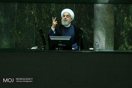 سوال+نمایندگان+مجلس+از+رییس+جمهوری/ روحانی مجلس