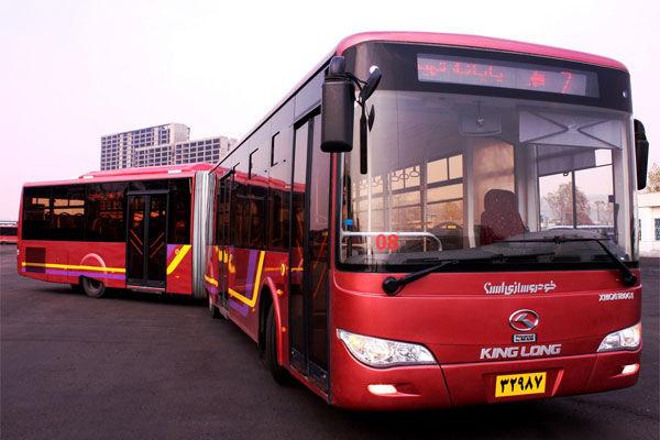 اجرای طرح  اتوبوس تندرو شهری BRT  در خیابان امام بندرعباس