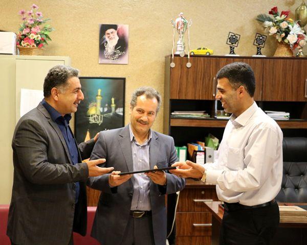 سرپرست سازمان حمل و نقل شهرداری لاهیجان منصوب شد