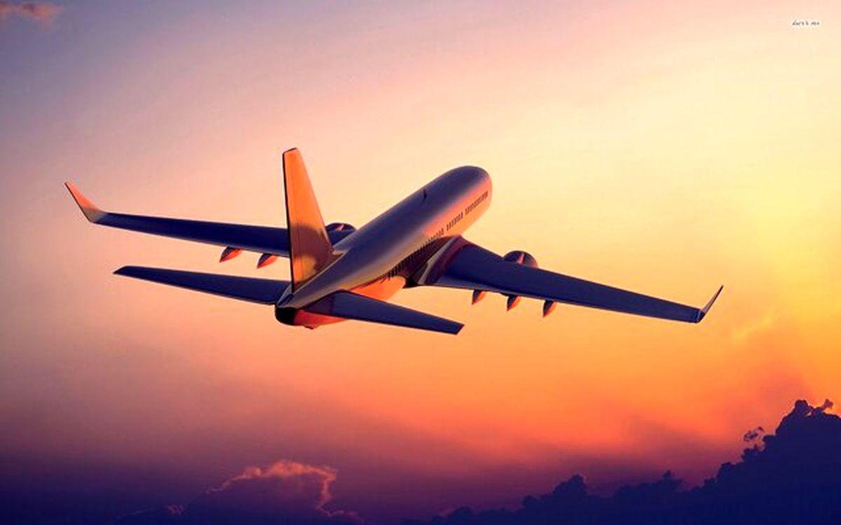 ادعای ربایش هواپیمای اوکراین و انتقال آن به ایران تکذیب می شود