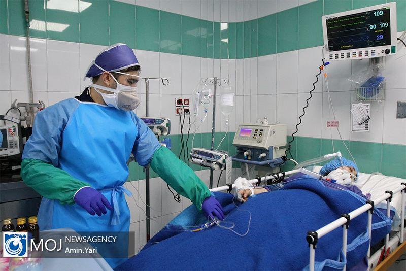 شناسایی 124 مورد بیمار جدید مبتلا به کرونا در اصفهان