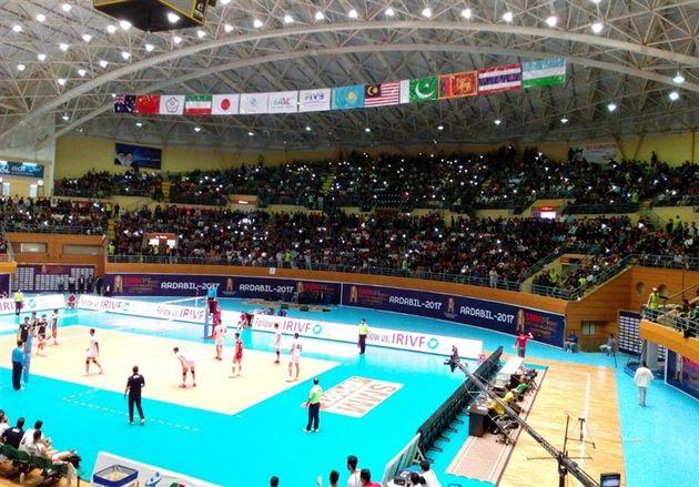 عبور تیم والیبال امید ایران از چین/ لوزانو مغلوب امیدهای ایران