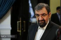 واکنش محسن رضایی به حمله موشکی سپاه به مقر عاملان حادثه تروریستی اهواز