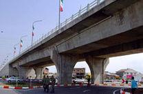 پل روگذر هزارسنگر بار ترافیکی ورودی مازندران در محور هراز را کاهش می دهد