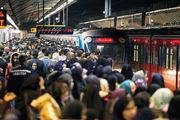 خدمات رسانی متروی تهران در روز ۱۳ آبان از ساعت ۱۵ تا ۱۷