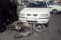 نقش ۱۷درصدی موتورسیکلتها در تصادفات برونشهری