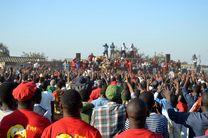 پیروزی حزب اتحاد برای توسعه ملی در زامبیا