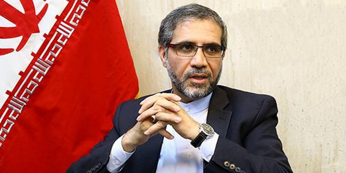 امیرعبداللهیان دیپلمات حرفه ای و شناخته شده در سطح منطقه و دنیا است