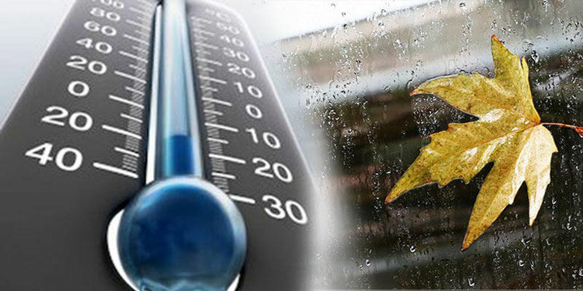 کاهش هشت درجه ای هوای مشهد نسبت به روز گذشته