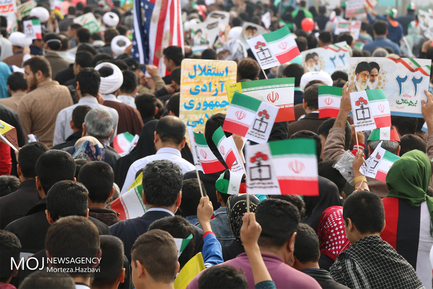 جشن انقلاب اسلامی در اهواز