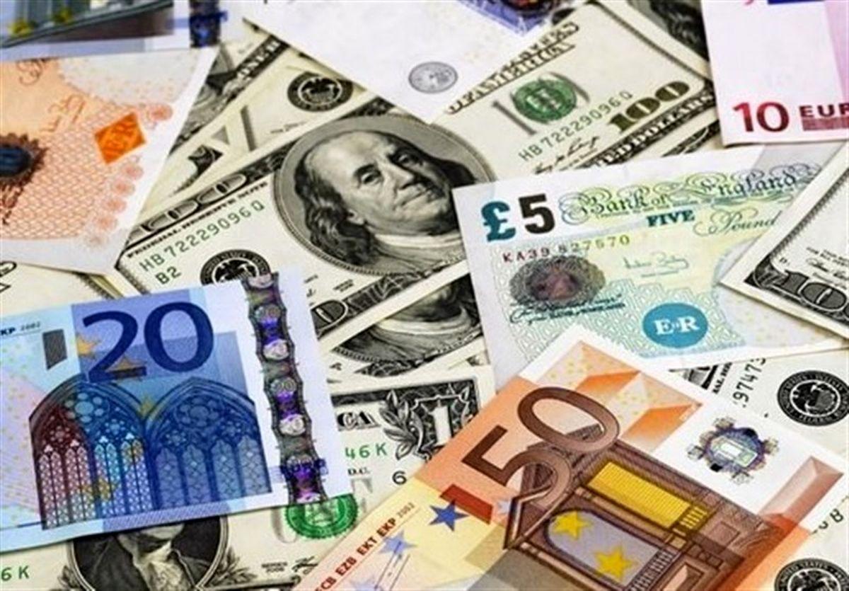 قیمت ارز دولتی ۱۹ مهر ۹۹/ نرخ ۴۷ ارز عمده اعلام شد