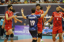 نتیجه بازی والیبال ایران و ژاپن/ پایان دیدارهای ایران در هفته دوم با برد مقابل ژاپن