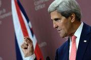دفاع جان کری از توافق هسته ای ایران