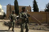 نیروهای آمریکایی شرایط در مرز سوریه با ترکیه را کنترل میکنند