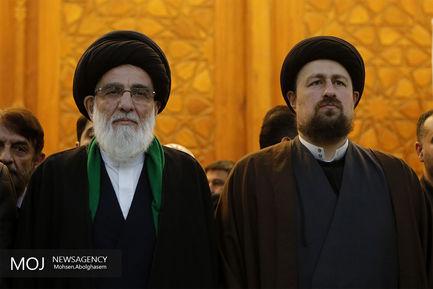 تجدید بیعت اعضای مجمع تشخیص مصلحت نظام با آرمانهای امام راحل