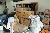 ۷ میلیارد و ۵۰۰ میلیون ریال کمک مردم گلستان به مناطق زلزلهزده ارسال شد