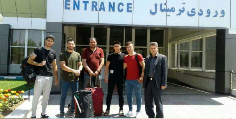 اعزام ووشوکاران اردبیلی به مسابقات انتخابی تیم ملی