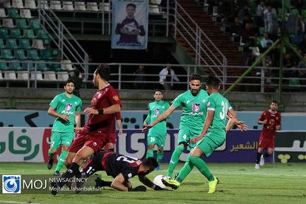 دیدار تیم های فوتبال ذوب آهن و شهر خودرو - ۲۹ مهر ۱۳۹۸