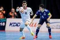 قرعه کشی فوتسال جام ملت های آسیا برگزار شد