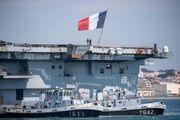 شیوع گسترده ویروس کرونا در میان پرسنل یک ناو هواپیمابرِ فرانسه