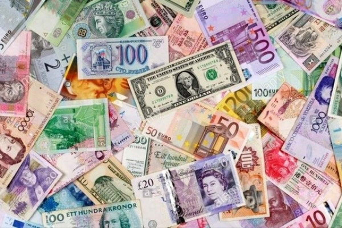 قیمت ارز دولتی ۳۰ تیر ۹۹/ نرخ ۴۷ ارز عمده اعلام شد