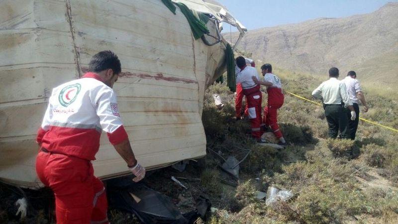 امدادرسانی به 117 حادثه دیده توسط جمعیت هلال احمر استان اصفهان