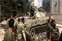 دفع حملات تروریستها به شهرک های «صوران و خطاب»/ادعای تحریر الشام درباره حمله به فرودگاه نظامی «حمیمیم»