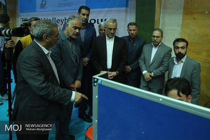 رونمایی از ویدیو چک ایرانی با حضور رییس فدراسیون