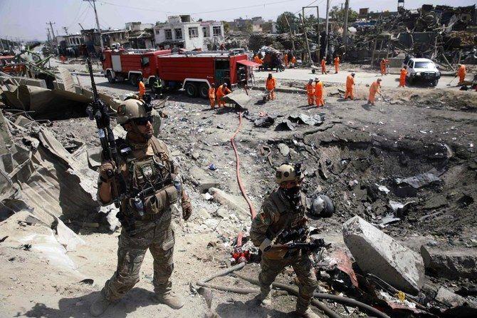 طالبان باید خشونت را متوقف و مستقیما با دولت افغانستان مذاکره کند