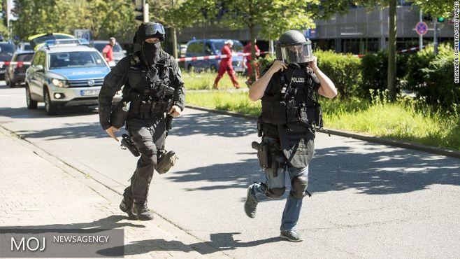 حمله تروریستی در جنوب آلمان