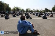 دستگیری یک سارق حرفه ای منزل در شاهین شهر/ اعتراف به 27 فقره سرقت